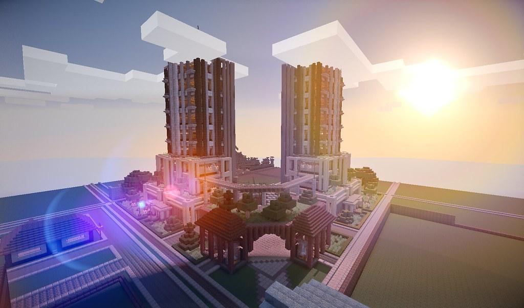Minecraft Shaders mod   IP 91 121 226 112:25565 Creative 100