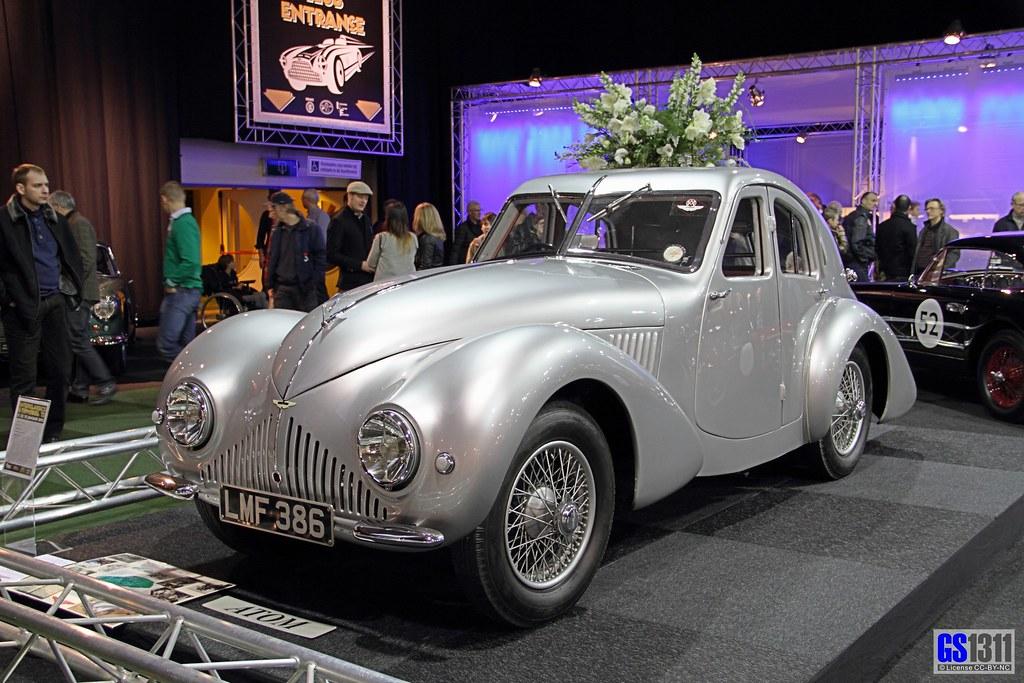 1939 Aston Martin Atom Interclassics Topmobiel Maastrich Flickr
