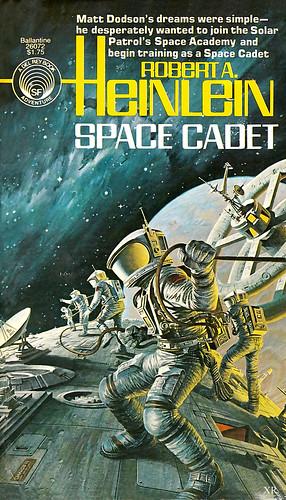 1948 ... the original 'space cadet'