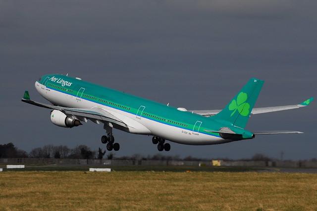 EI-EDY A330-302 Aer Lingus