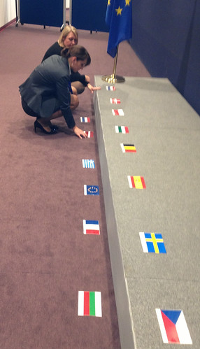 European Council backstage March 2013 | by European Council