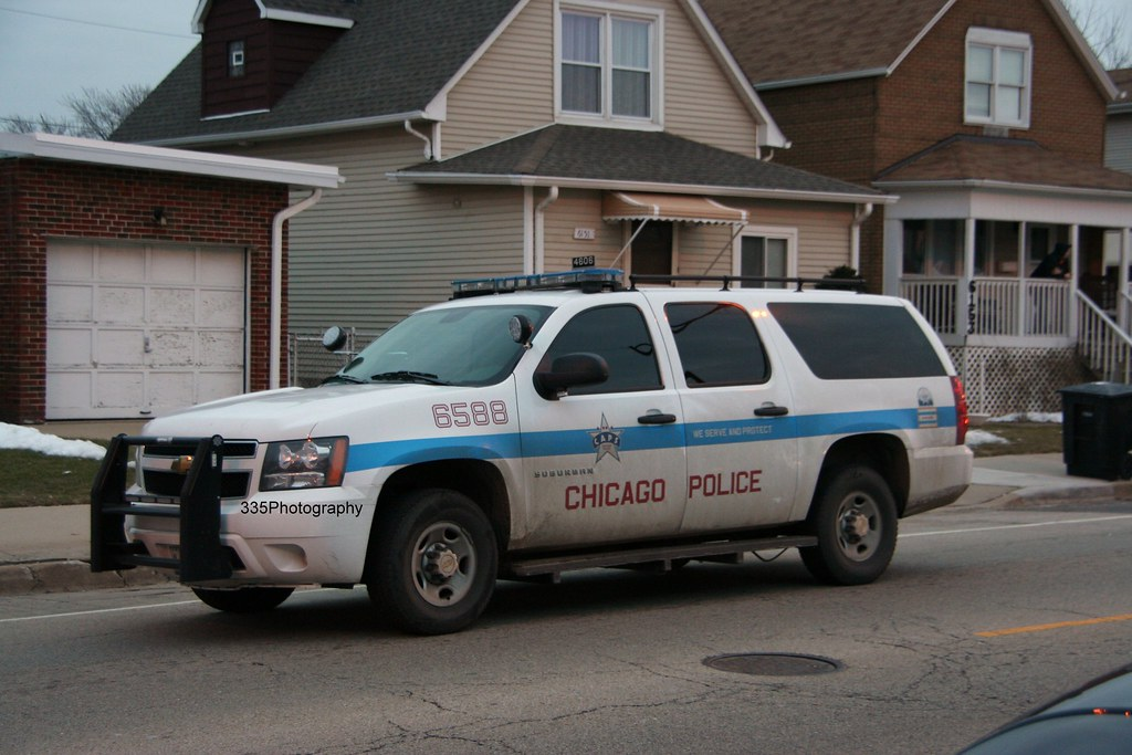 Chicago Police SWAT | Suburban - Beat 4608 - notice the ...
