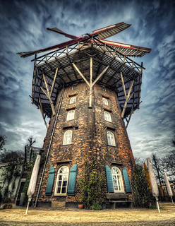 """Mühle Am Wall"" Bremen - HDR 