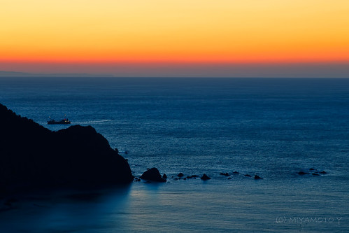 sea sky sun japan sunrise spring 2013 kochipref
