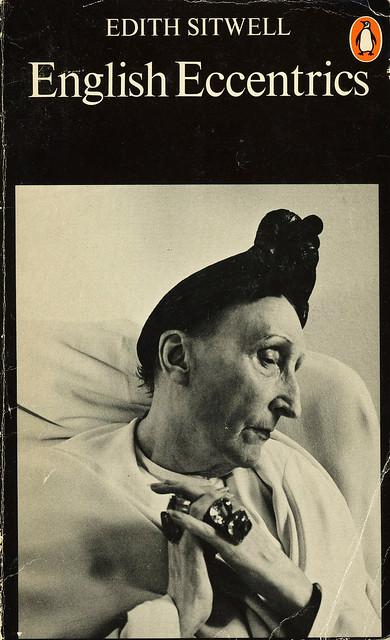 Penguin Books 3273 - Edith Sitwell - English Eccentrics