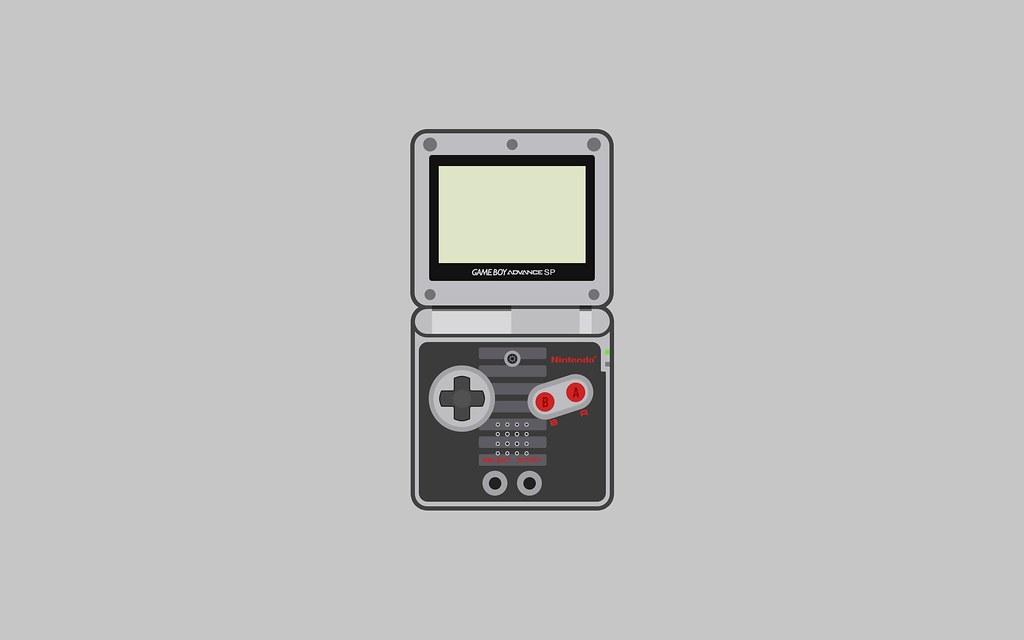 gameboy sp special edition