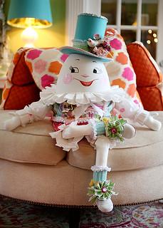 Humpty Dumpty   by Bakerella