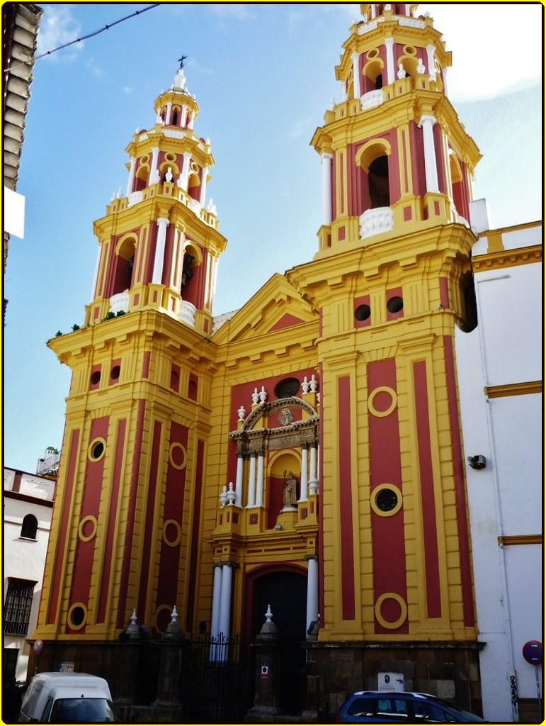 Parroquia San Ildefonso Sevilla Andalucia Espa U00f1a