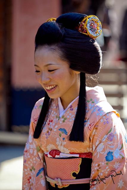 Kimono Girl 9