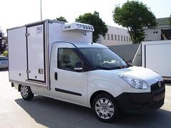 Хладилна надстройка + хладилен агрегат за Fiat