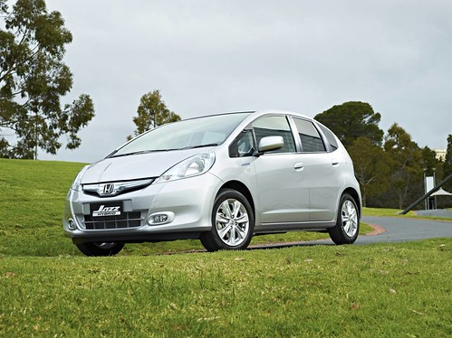 2013 Honda Jazz Hybrid - First Drive | by The National Roads and Motorists' Association