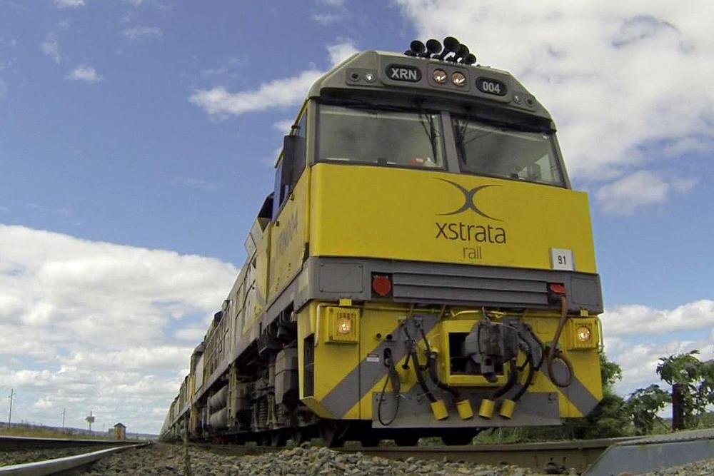 Xstrata XRN004 by Corey Gibson