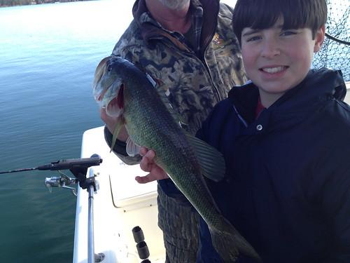 Lake Murray, Fishing, Mar. 2013
