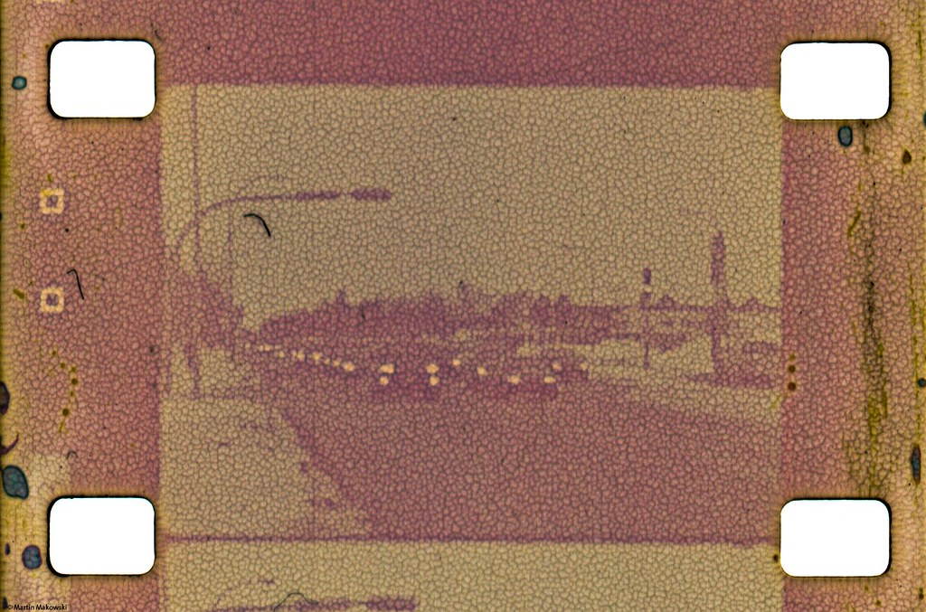 vintage 1975 expired Kodak 16mm film - http://youtu be/Gfu