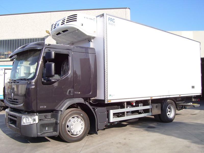 Хладилна надстройка за Renault
