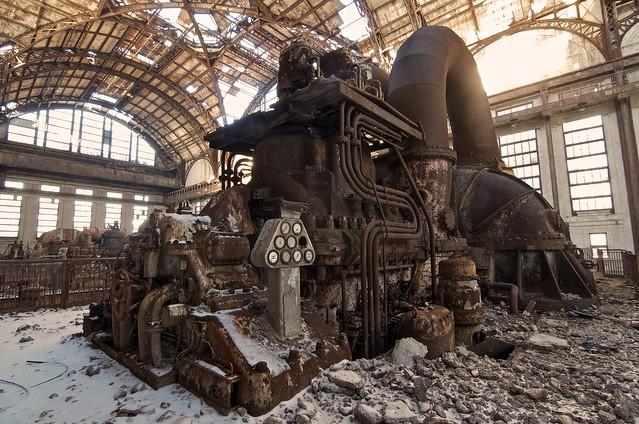 Power Plant R
