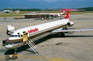 HB-INP  MD-81  Swissair | by RedRipper24
