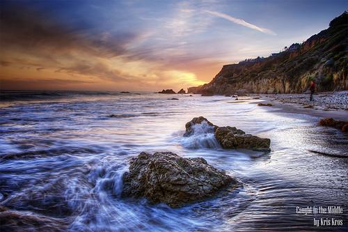 california county ca sunset sky seascape beach clouds landscape coast la los nikon highway rocks long exposure waves pacific angeles el malibu boulders pch kris hdr kk kkg matador d300 photomix kros 5xp elmatadorstatebeach abigfave kkgallery jfj11023456tonemapped
