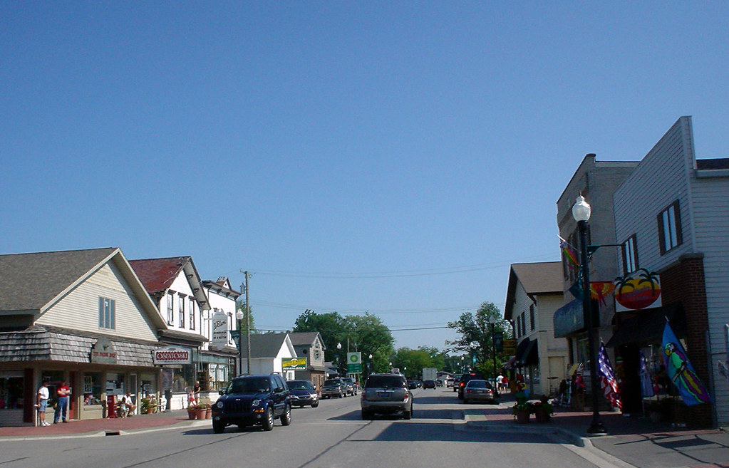 Downtown Caseville Michigan | Located on Saginaw Bay in the ... on