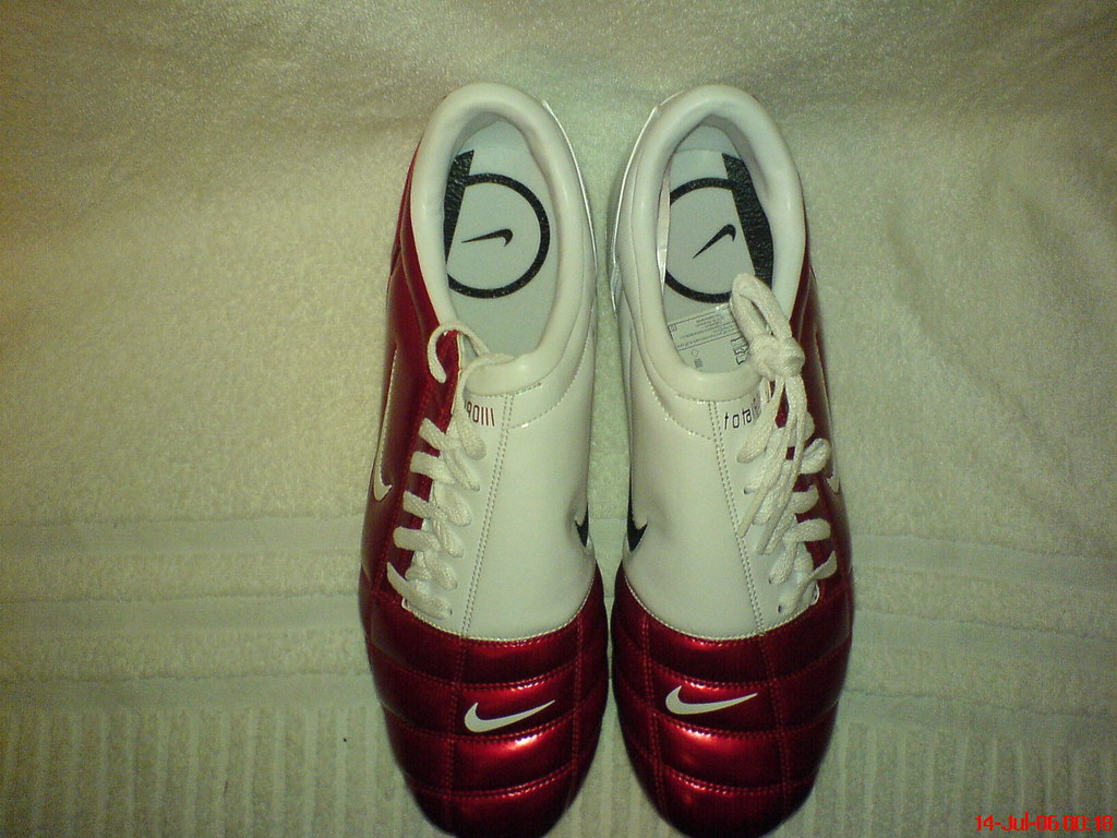 aedc89c67 Birdseye View of My New Football Boots | Here is a birdseye … | Flickr