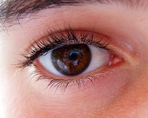 My eye | by orangeacid