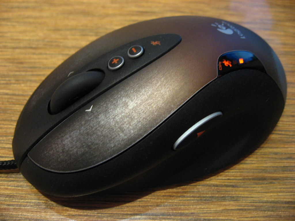 d129803fd16 Logitech G5 Laser Mouse | The ultimate corded gaming mouse… | Flickr