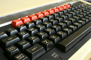 BBC B - keyboard | by barnoid