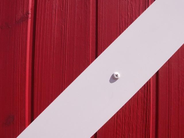 new barn paint