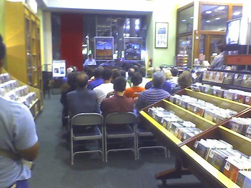 Gordon & fans   by Tanya R.