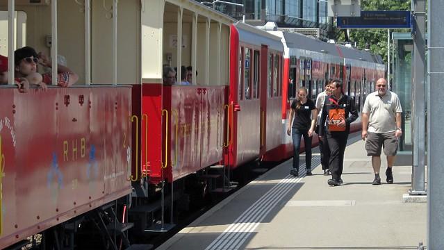 Rorschach Heiden Bahn Switzerland