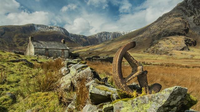 Farming Wilderness Snowdonia