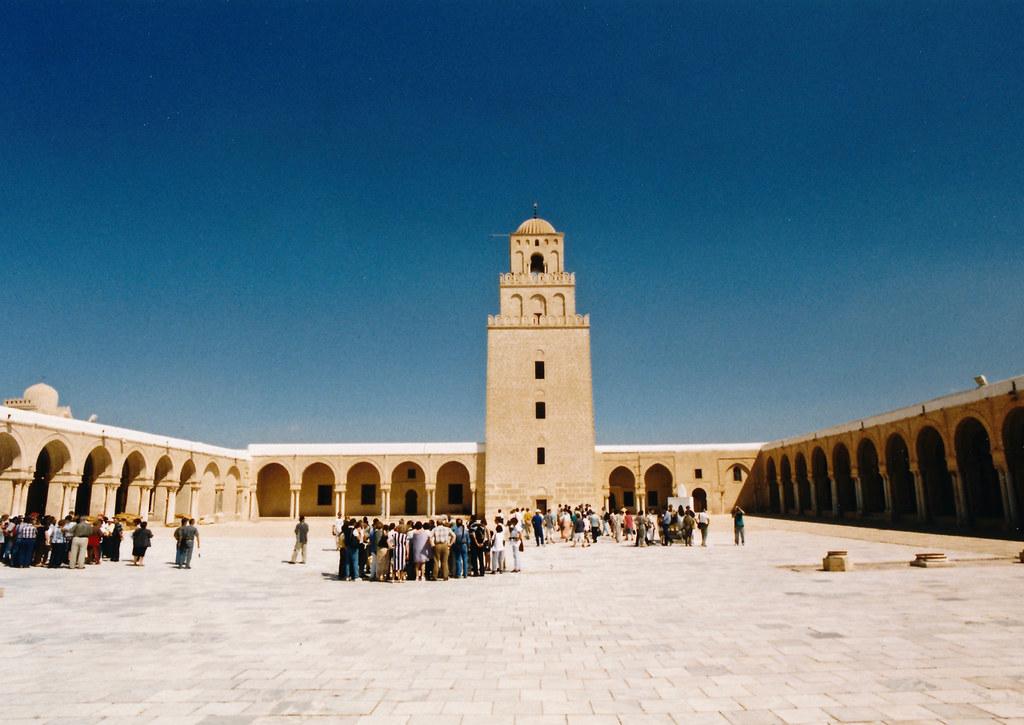 Tunisia - Kairouan - The Great Mosque, Djamma Sidi Okba | Flickr
