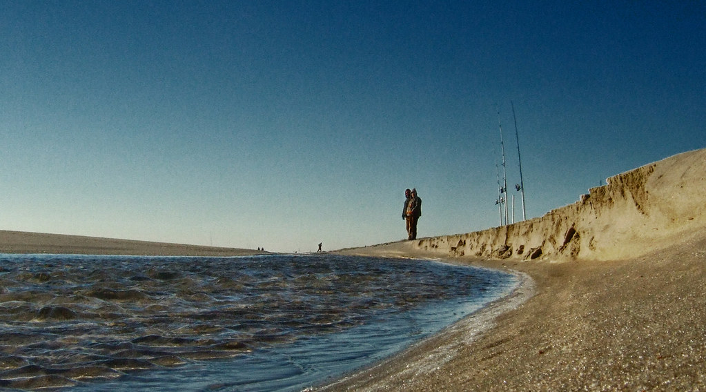 7:49 AM, Nov 4, 2006, Island Beach State Park