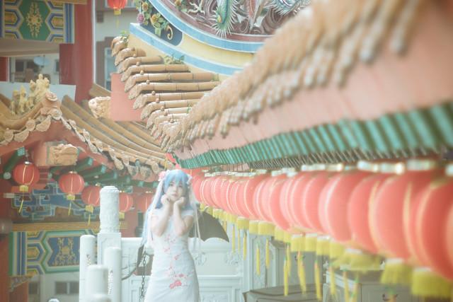 Remilia Scarlet - Cheongsam