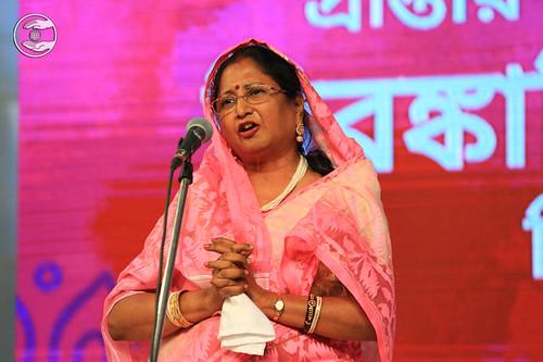 Sapna Bhattachar from Kolkata, expresses her views