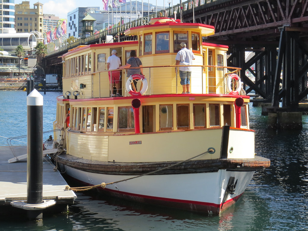 Img5145 Sydney Classic And Wooden Boat Festival 2018 Flickr