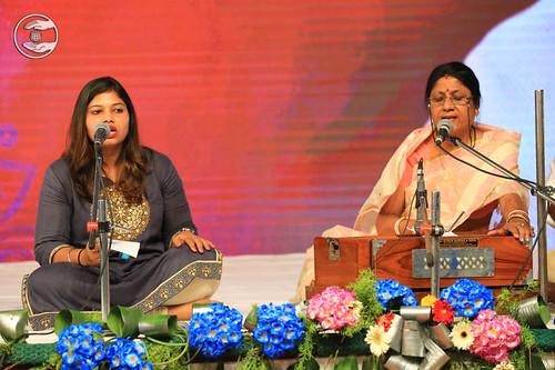Bengla devotional song by Saraswati from Siliguri