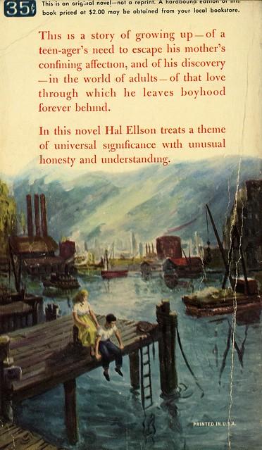 Ballantine Books 27 - Hal Ellson - Summer Street (back)