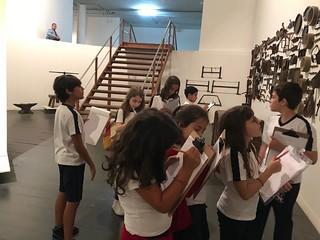 Museu Afro- Estudo do Meio 5º ano (abr/2018)