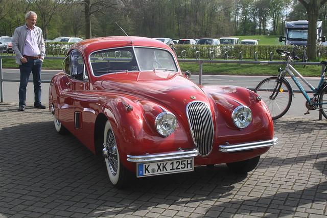 Jaguar XK120 FHC 1951 - 1954
