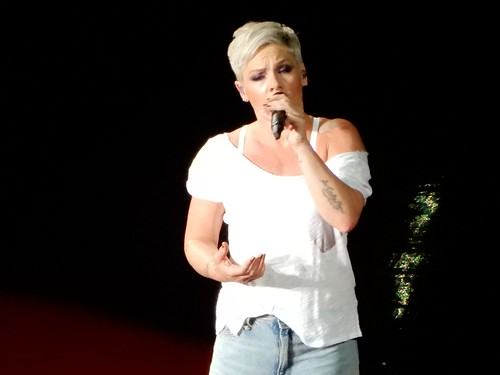 Pink at Madison Square Garden