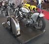 1950 Triumph Thunderbird Gespann