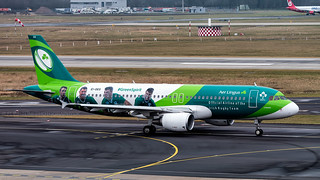 EI-DEO | Airbus A320 | Aer Lingus | Düsseldorf | March 2018 | by Flightline Photography UK