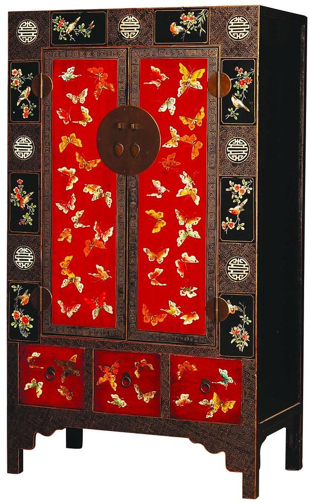 Chinese Meubelen Antieke Chinese Bruidskast Antieke Chine