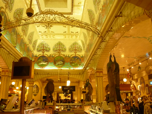 Harrods Food Hall, Brompton Road, London | by Love Art Nouveau
