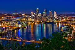Pittsburgh Nighttime