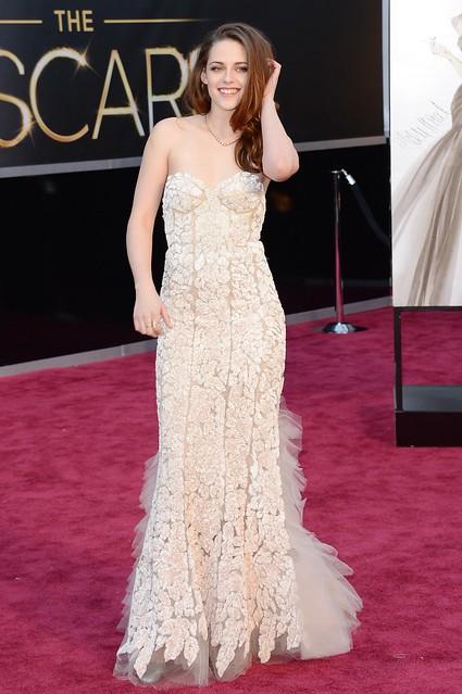 Kristen Stewart 克莉絲汀史都華 in Reem Acra