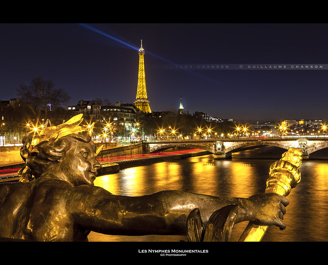 Les nymphes monumentales