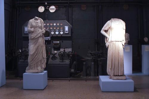 Presente ed antichità convivono