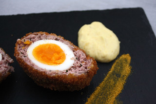 Scotch eggs   by hberthone